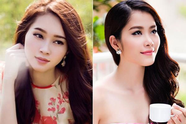 4 cặp mỹ nhân Việt chẳng họ hàng mà giống nhau như chị em - 6