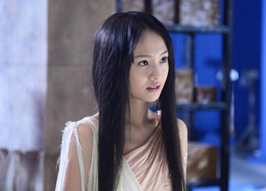 Trịnh Sảng trong phim Họa bích.