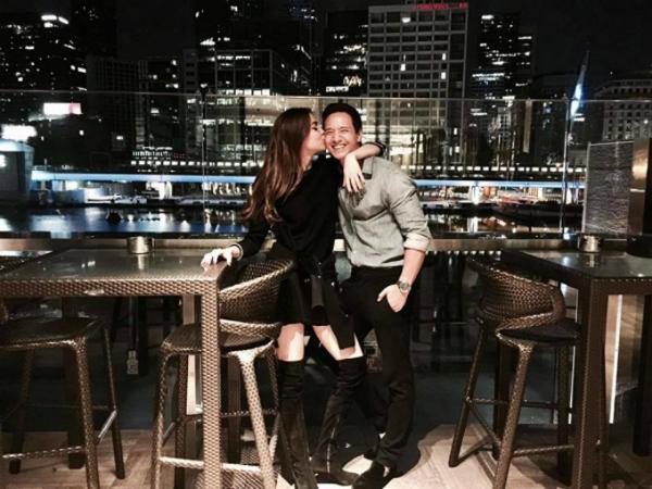 Loạt câu nói ngọt ngào của Kim Lý khiến Hà Hồ muốn cưới ngay - 2