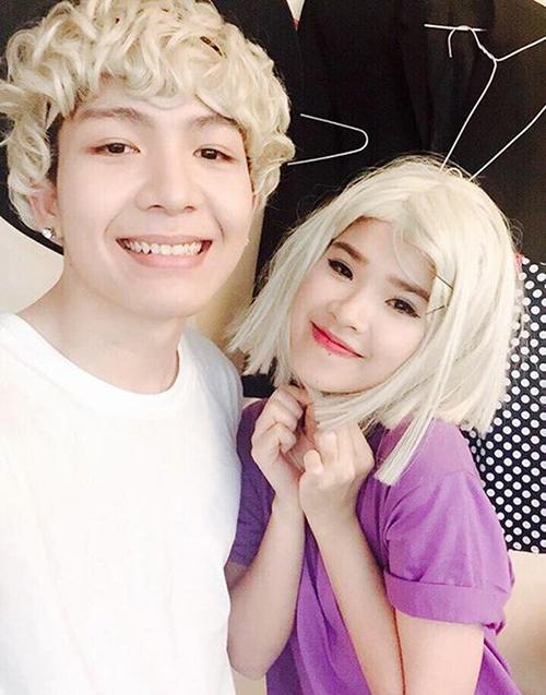 Khởi My - Kelvin Khánh: Hợp cạ đến độ nhuộm tóc cũng phải màu đôi - 6