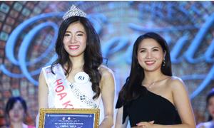Nữ sinh khoa Triết giành ngôi Hoa khôi Học viện Báo chí