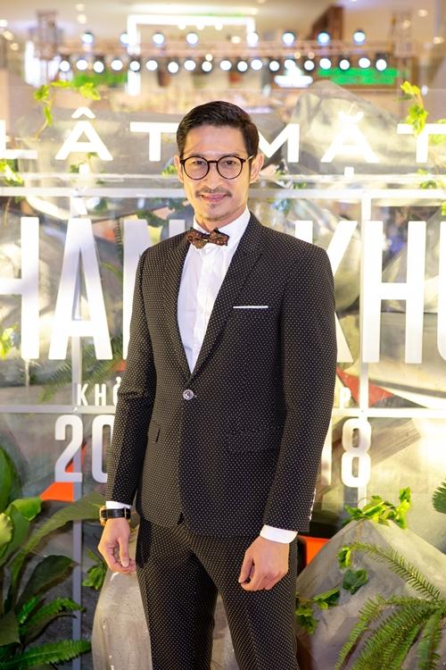 Diễn viên Huy Khánh có vai chính là một chàng trai bị mù.