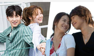 10 cặp 'oan gia'  nổi tiếng nhất màn ảnh Hàn