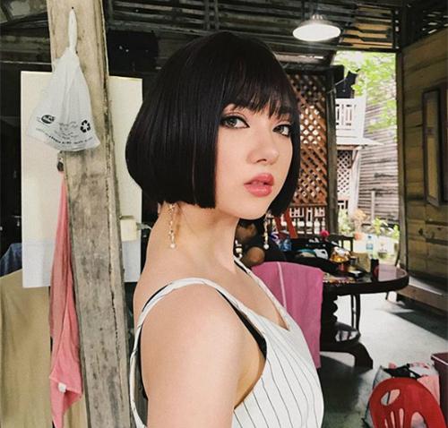 Thiên thần đình đám Thái Lan khác khó tin từ khi theo lối makeup kiểu Tây - 7