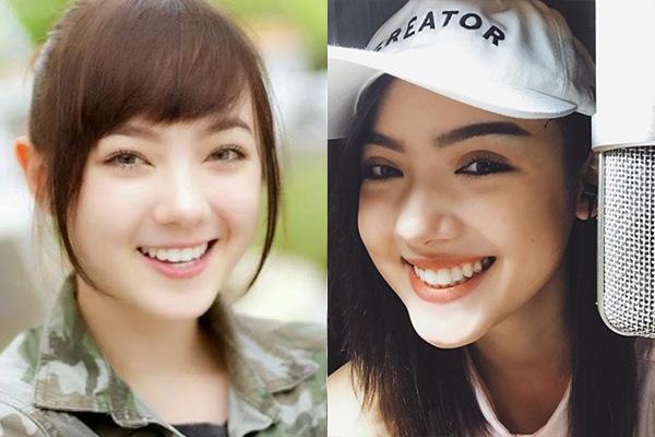 Mang trong mình hai dòng máu Đức - Thái Lan, teen girl 17 tuổi có sự cộng hưởng vẻ đẹp kiêu sa của các quý cô châu Âu, và nét hiền hòa của con gái châu Á. Sau 4 năm nổi tiếng, Jannine ngày càng trưởng thành, gợi cảm hơn.