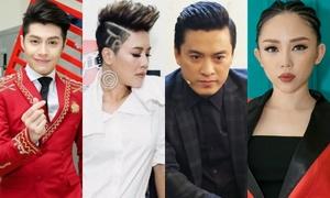 So độ hot và phong cách của 4 HLV 'Giọng hát Việt 2018'
