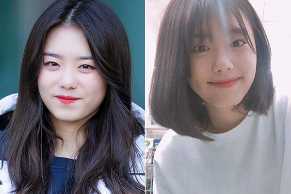 Việc cắt tóc ngắn là quyết định sáng suốt của So Hye. Mái tóc lob giúp gương mặt cô nàng trông thon gọn, thanh thoát hơn, trẻ trung hơn hẳn so với lúc còn để tóc tha thướt.