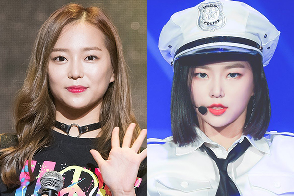 Một Ye Eun không có nhiều nét ấn tượng đã được thay thế bằng một phiên bản sắc sảo, cá tính hơn rất nhiều lần nhờ quyết định đầy táo bạo là cắt phăng mái tóc dài, thay bằng tóc đen ngắn suôn thẳng hiện đại.