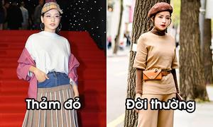 Áp lực thảm đỏ: Fashion icon cũng mắc lỗi