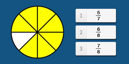 Rèn luyện trí óc với bài toán xác định phân số