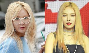 Sự thật sau mái tóc 'nhuộm liên tục vẫn bóng mượt' của sao Hàn