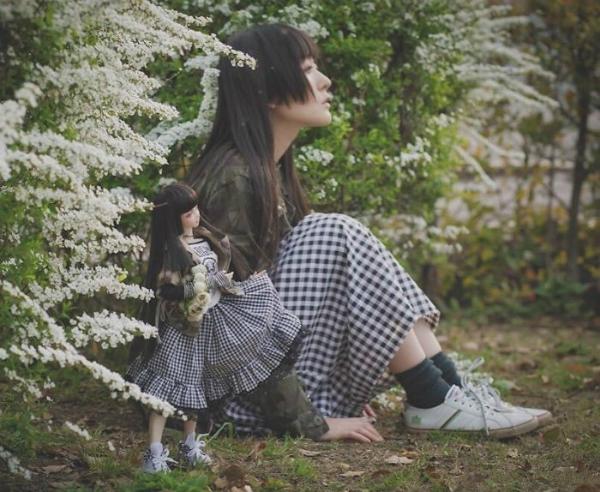 Một số hình ảnh của Iretaro và con búp bê của mình - 7