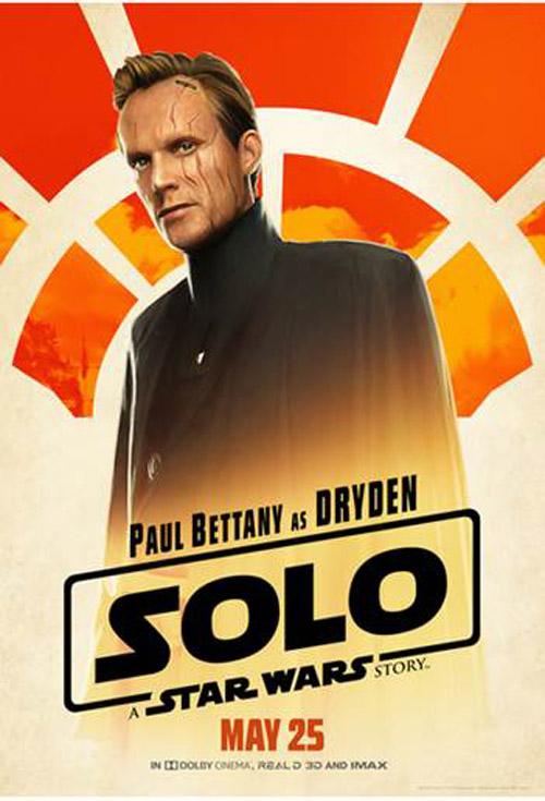 Diễn viên Paul Bettany, siêu anh hùng Vision nhà Marvel sẽ vào vai tên trùm Dryden Vos