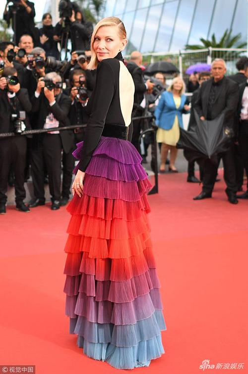 Kate Blanchett.
