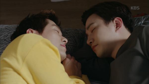 Quả nhiên xứng đáng với giải thưởng Best Couple trong Lễ trao giải KBS Drama Awards 2017.