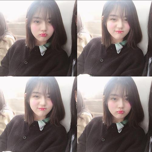 Eun Soo là diễn viên nhí nhưng được kỳ vọng debut cùng nhóm nữ. Cô nàng được coi là visual kế thừa Suzy trong JYP.
