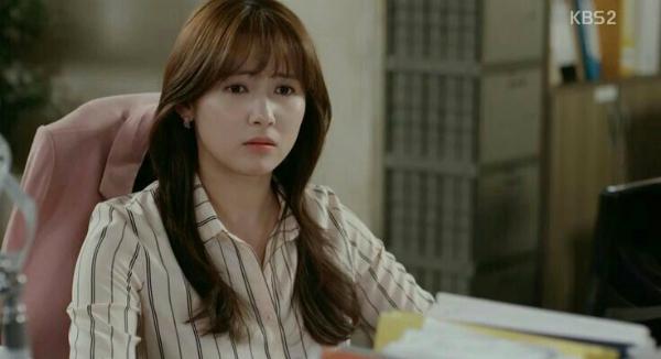 Nữ chính Yoon Ha Kyung.