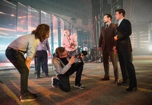 Superman Henry Cavil có một vai đặc biệt trong phần phim này.