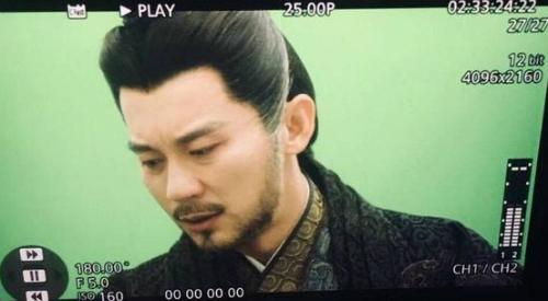Một tạo hình của Lý Thần trong phim.