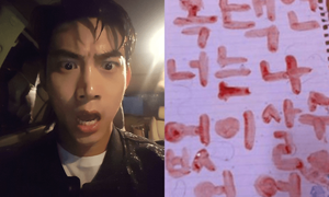 Những sự cố hãi hùng khi thần tượng Hàn gặp 'fan điên'