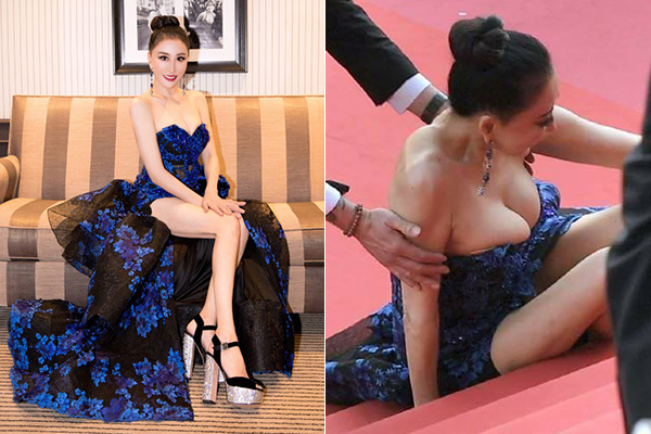 Hoa hậu Quý Bà Trung Quốc Hình Tiểu Hồng