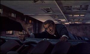 Cảnh mở màn khiến khán giả 'quay cuồng' trong phim kinh điển 'Vertigo'