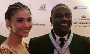 Trương Thị May gặp gỡ rapper đình đám Akon