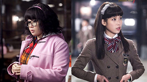 Những màn lột xác trong phim Hàn khiến bạn chỉ muốn hét lên hư cấu