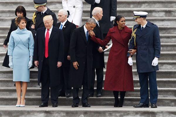 Những bức ảnh giải thích vì sao người Mỹ luôn nhớ Obama - 1