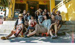 Ảnh kỷ yếu phong cách bao cấp cực chất của teen Quảng Nam