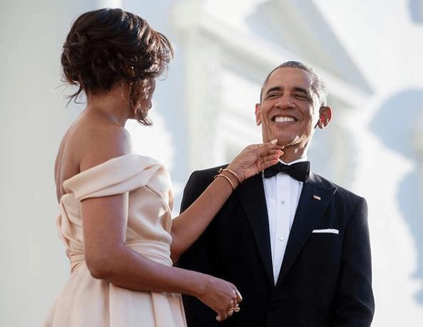 Những bức ảnh giải thích vì sao người Mỹ luôn nhớ Obama - 9