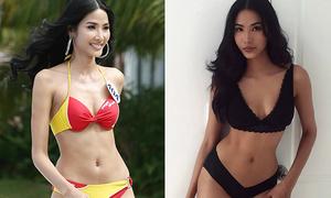 Bộ ba Hoa hậu Hoàn vũ có hình thể 'đẹp lên trông thấy' sau đăng quang