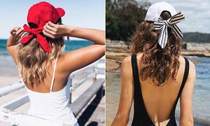 Kiểu mũ vừa cá tính vừa xinh yêu đang khiến cả Instagram 'phát cuồng'