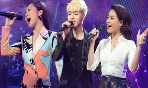 Hoàng Thùy Linh - Hương Tràm - Đức Phúc lần đầu hòa giọng
