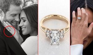 Bộ sưu tập trang sức kim cương của Công nương Meghan Markle