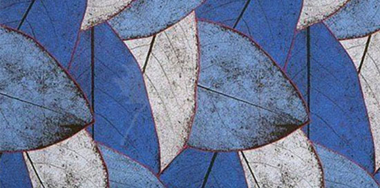 Thị lực siêu sắc bén mới nhìn thấy chiếc lá ẩn trong hình - 7