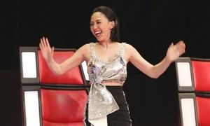 Tóc Tiên - HLV 'nhỏ mà có võ' trên ghế nóng Giọng hát Việt 2018