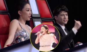 Cô gái có giọng hát 'khủng' khiến Noo - Tóc Tiên tranh cãi nảy lửa