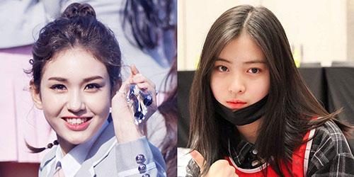 Somi và Ryu Jin gần như chắc suất debut.