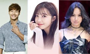 5 sao Hàn 'dấn thân' vào showbiz để có tiền trả nợ cho gia đình