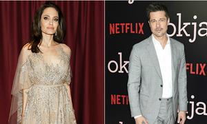 Angelina Jolie tức giận khi thấy Brad Pitt có cuộc sống mới