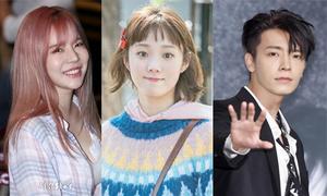 Những người nổi tiếng xứ Hàn 'muôn đời bị trêu chọc' vì cái tên