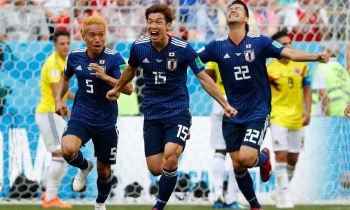 Nhật Bản trở thành ''niềm tự hào châu Á'' khi đang bất bại tại World Cup