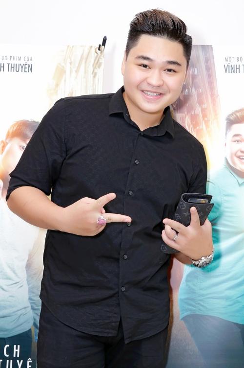 Con trai nghệ sĩ Lê Giang - diễn viên trẻ Duy Phước.