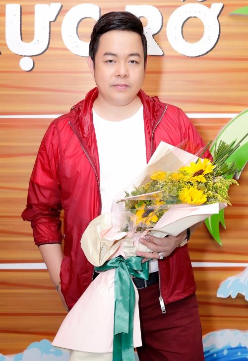 Ca sĩ Quang Lê.