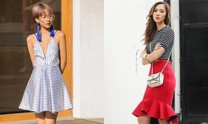Loạt váy siêu xinh khiến hội chị em mê tít hè này