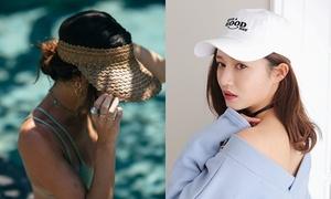 Mách nàng 4 kiểu mũ hot trend giới fashionista mê mẩn