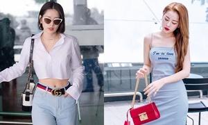 Chi Pu - tay chơi túi hiệu của showbiz Việt