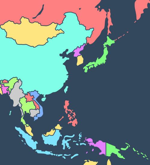 Người có IQ cao mới biết các quốc gia này nằm ở đâu? (3) - 4