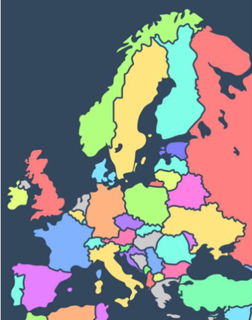Người có IQ cao mới biết các quốc gia này nằm ở đâu? (3) - 5